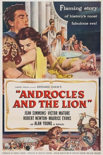 Poster of Androcles and the Lion