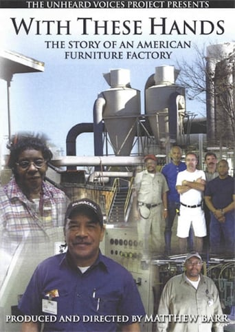 Watch With These Hands: The Story of an American Furnitue Factory Online Free Putlocker