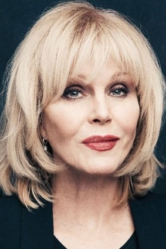 Joanna Lumley alias The English Girl