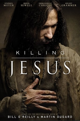 Killing Jesus (2015) - poster