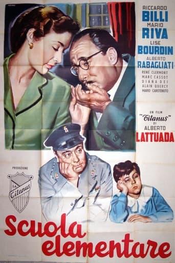 Poster of Scuola elementare