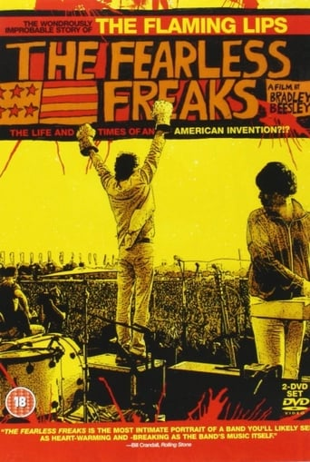 Poster of The Fearless Freaks