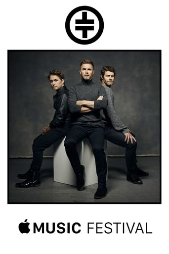 Poster of Take That Live at Apple Music Festival