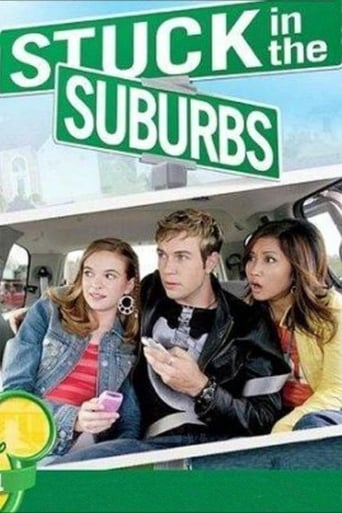 Poster of Stuck in the Suburbs