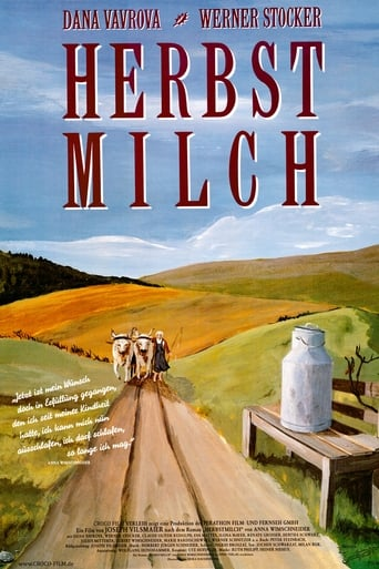 Poster of Herbstmilch