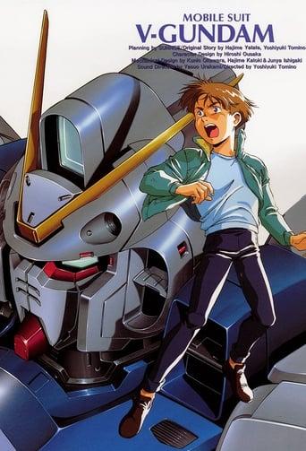 Poster of Mobile Suit V Gundam