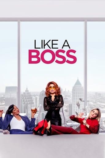 portada Like a Boss