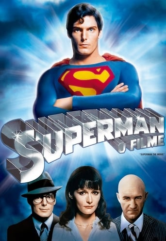 Poster of Superman: O Filme