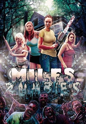 Poster of Milfs vs. Zombies