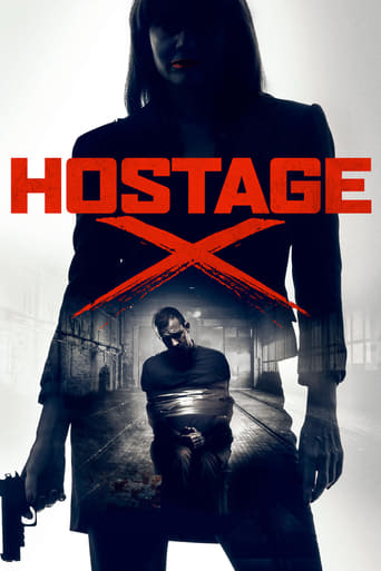Poster of Hostage X