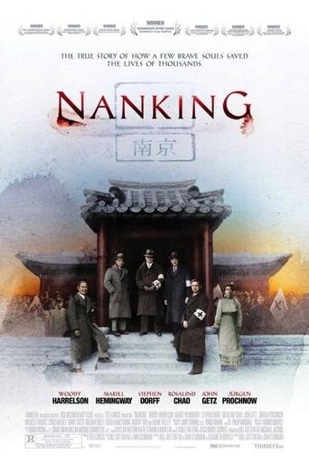Poster of Nanking