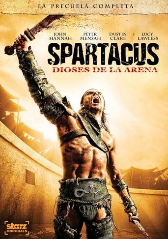 Poster of Spartacus: Dioses de la Arena