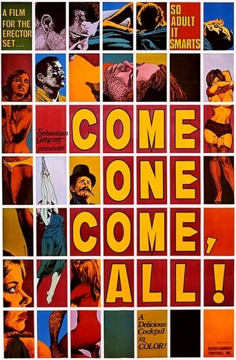 Poster of Come One, Come All