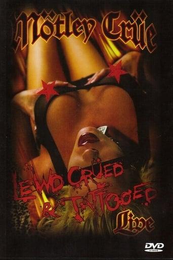 Poster of Mötley Crüe: Lewd, Crued & Tattooed