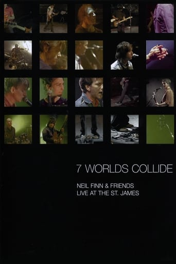 Poster of 7 Worlds Collide