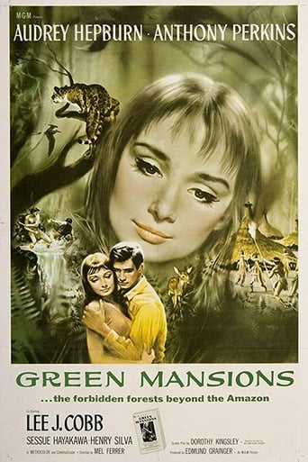 Poster of Green Mansions