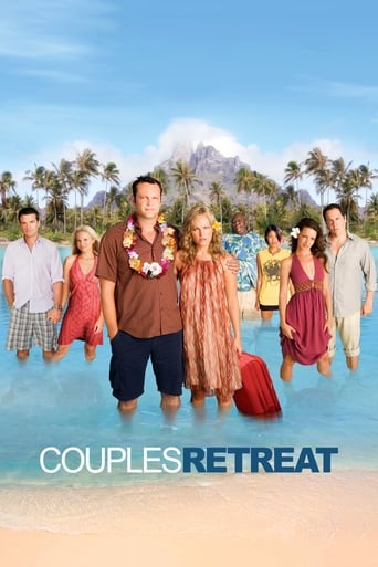 Couples Retreat (2009) - poster