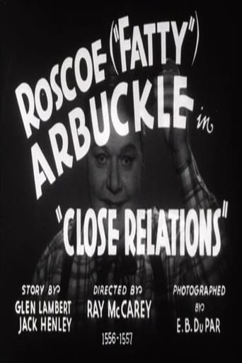 Poster of Close Relations