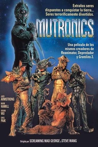 Poster of Mutronics