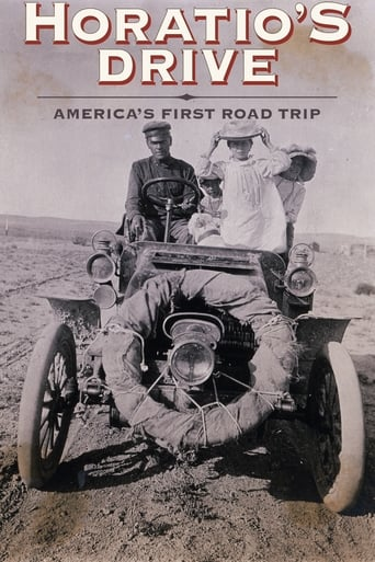 Horatio's Drive: America's First Road Trip