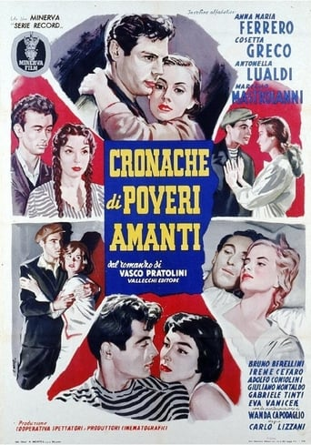 Poster of Chronicle of Poor Lovers
