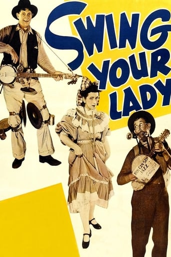 Swing Your Lady Movie Poster