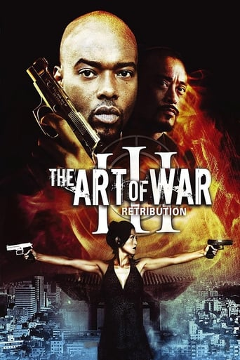 Poster of The Art of War III: Retribution