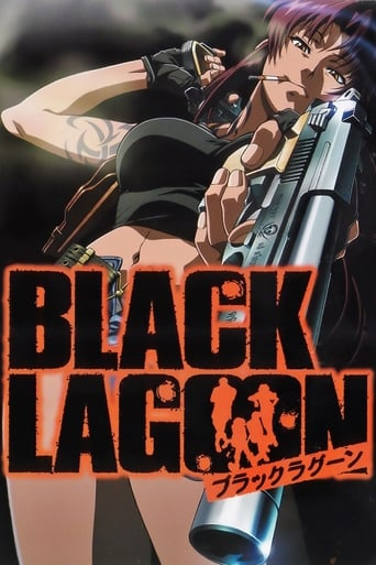 Poster of Black Lagoon