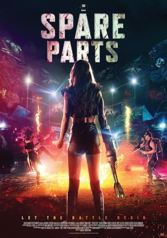 Spare Parts Torrent (2021) Legendado WEB-DL 1080p – Download