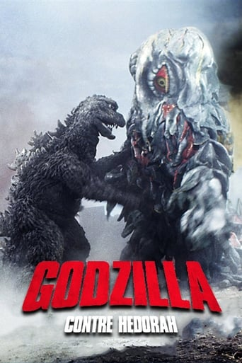 Godzilla contre Hedorah
