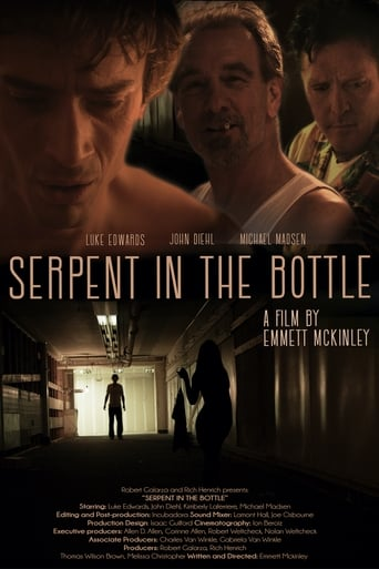 Serpent in the Bottle Poster