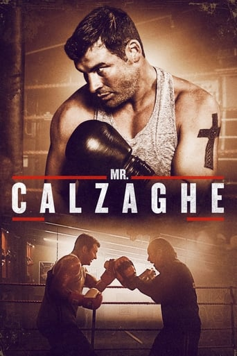 Poster of Mr. Calzaghe