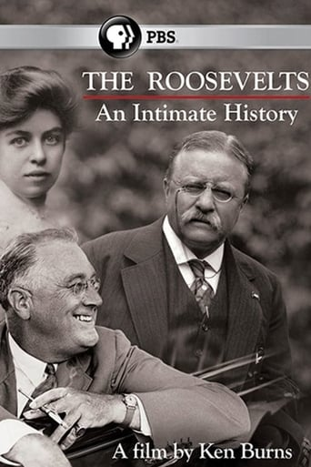 Poster of The Roosevelts: An Intimate History