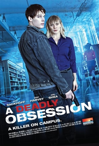 Poster of A Deadly Obsession