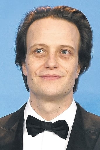 August Diehl alias Burger