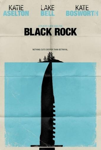 Black Rock (2012) - poster
