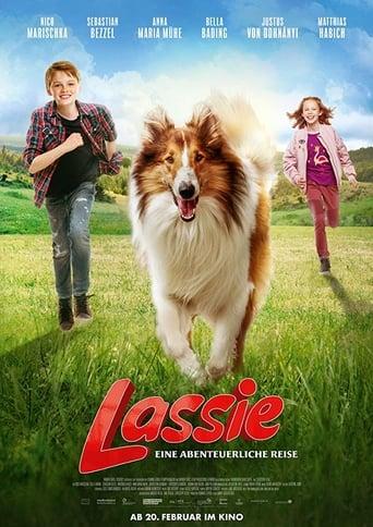 Lassie: Eine Abenteurliche Reise