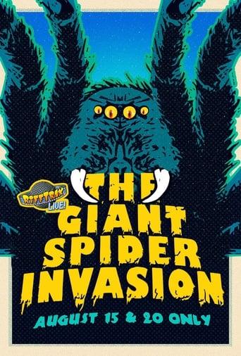 Watch RiffTrax Live: Giant Spider Invasion Online Free Putlockers