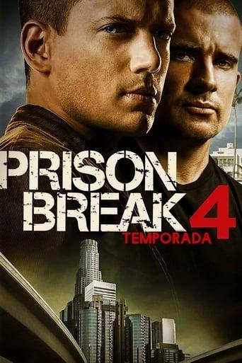 Prison Break 4ª Temporada - Poster