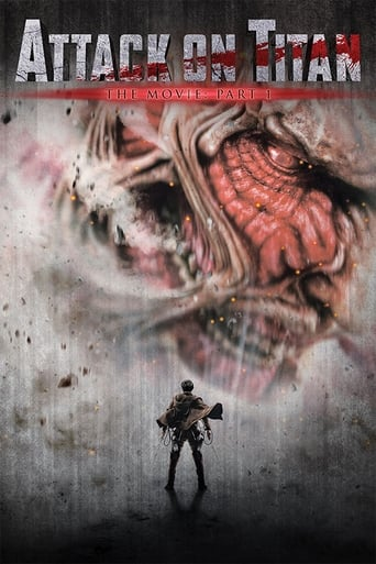 Poster of Attack on Titan