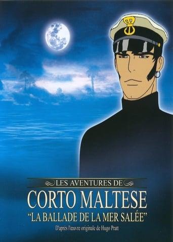 Poster of Corto Maltese: The Ballad of the Salt Sea