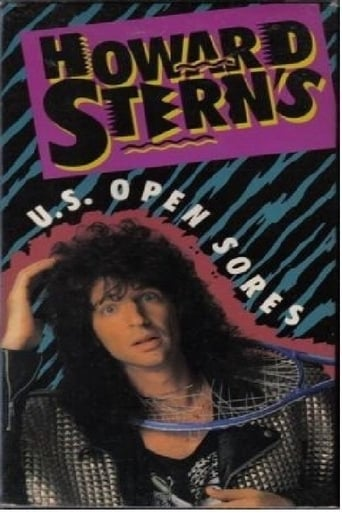 Poster of Howard Stern's U.S. Open Sores