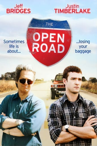 Poster of The Open Road