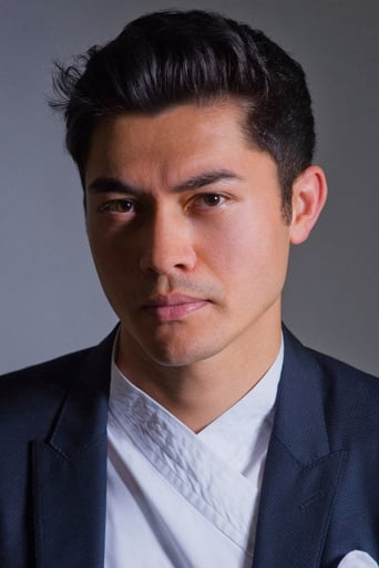 Henry Golding alias Dry Eye