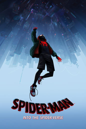 Poster Spider-Man: Into the Spider-Verse (2018