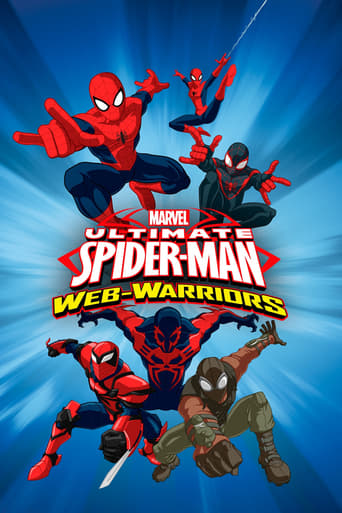 Ultimate Spider-Man Poster