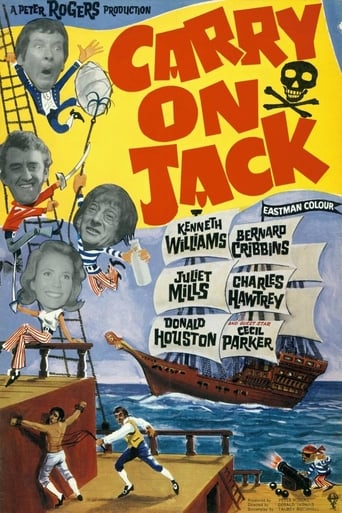 Carry On Jack (1964) - poster