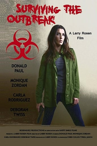 Poster of Surviving the Outbreak