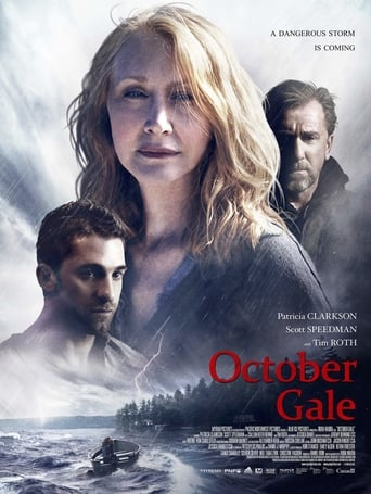 Poster of October Gale