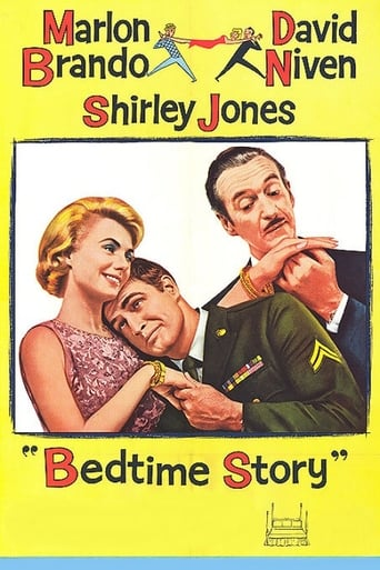 Poster of Bedtime Story